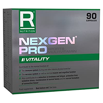Reflex Nutrition Nexgen PRO Sports Multivitamin 90 Capsules- from Reflex