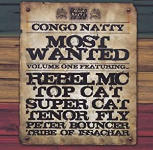 Congo Natty Most Wanted / Vol.1 [Import anglais]