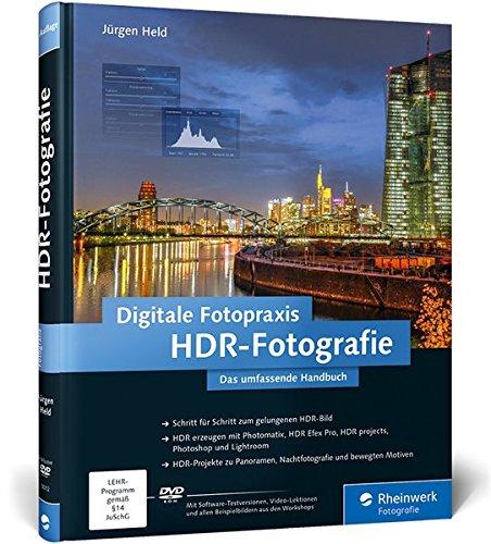 Buchcover Digitale Fotopraxis HDR-Fotografie: Das umfassende Handbuch