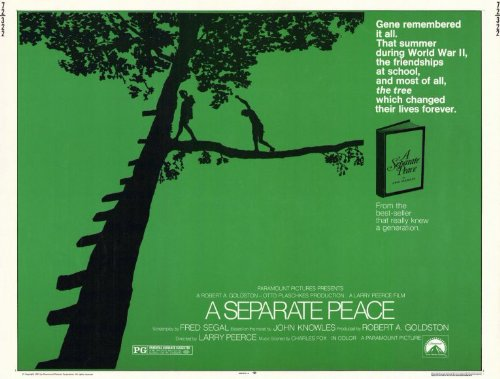 Stevenson william the best amazon price in savemoney a separate peace poster movie 11 x 14 in 28cm x 36cm john heyl parker fandeluxe Images