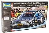 Revell Mercedes-Benz C-Klasse DTM Bruno Spengler 2011 AMG 07087 Bausatz Kit 1/24 Modell Auto