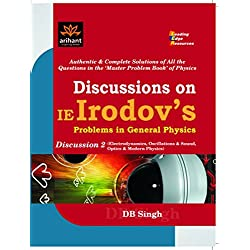 Discussions On IE Irodov: Problems In General Physics (Volume - 2) 1st Edition (English, Paperback,