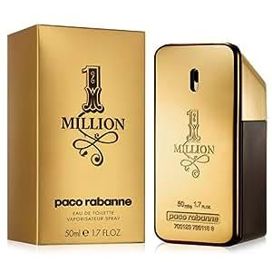 Paco Rabanne 1 Million Eau de Toilette for Men - 50 ml
