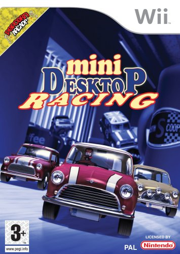 Mini Desktop Racing (wii)