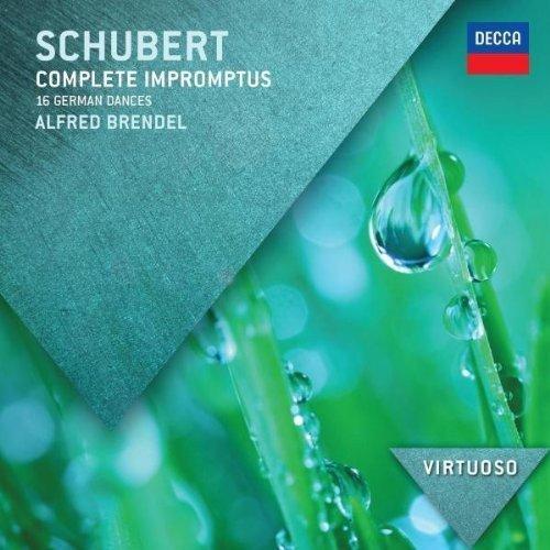 Schubert: Impromptus (Virtuoso series)