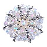 Auspicious Hot Spot Blue Diamond Schuh Schuh Schuh Schuhe Zubehör Blume Stiefel, Lederschuhe, Zehenspitzen, Ferse Zubehör Blume, Weiß Bunt