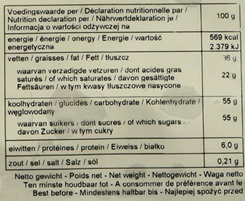 CALLEBAUT Kuvertüre Callets, Weiße Schokolade, 28% Kakao, 1kg - 2
