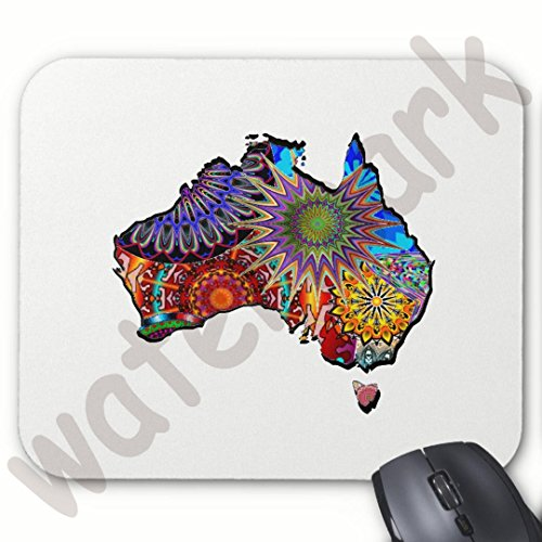 CLMC Gaming Mouse Pad 9.25 x 7.75 Inches aussie kingdom mouse pad (Aussie-pad)