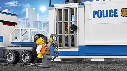 Lego 60139 City Mobile Einsatzzentrale, Bausteinspielzeug - 7