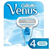 Gillette Venus Lamette di Ricambio per Rasoio da Donna x4
