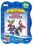 VTech VSmile Spiderman and Friends Secret Missions Learning Game