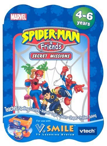 vtech-vsmile-spiderman-and-friends-secret-missions-learning-game