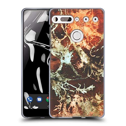 Head Case Designs Offizielle Michel Keck Limbo Serien Abstrakt 2 Soft Gel Hülle für Essential PH-1