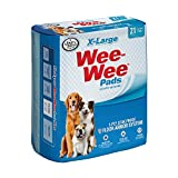 Four Paws Wee-Wee Pads, Extra Large, 21-Pack