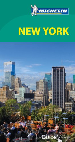 Le Guide Vert New York Michelin