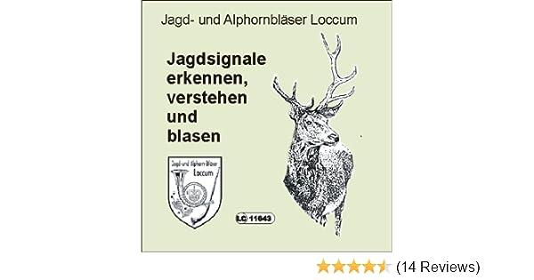 """verstehen und blasen/"""" Neu CD /""""Jagdsignale erkennen"""