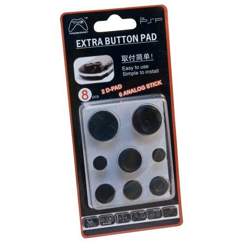 Dragon PSP 8 Piece Button Set