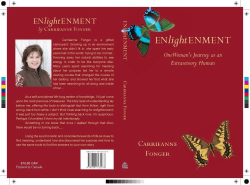 Enlightenment: One Woman's Journey as an Extrasensory Human
