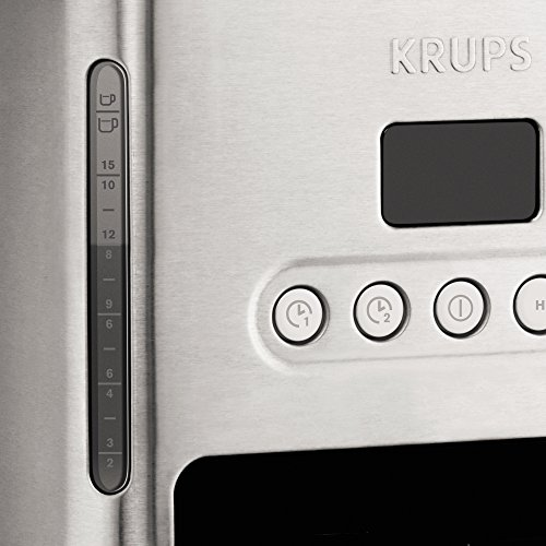 Krups-KM442D-Cafetire-Filtre-Argent