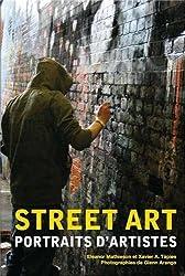Street Art Portraits d'artistes