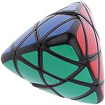 Juguetes Juegos Educativos Rompecabezas Aprendizaje Cubo Rubik Forma Pirámide Mágica Reclamo Giro