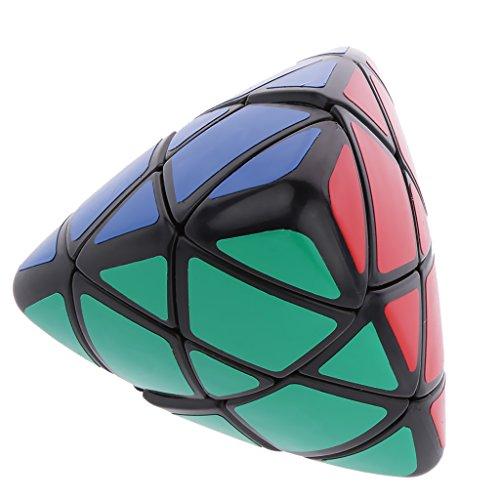 Juguetes Juegos Educativos Rompecabezas Aprendizaje Cubo Forma Pirámide Mágica Reclamo Giro