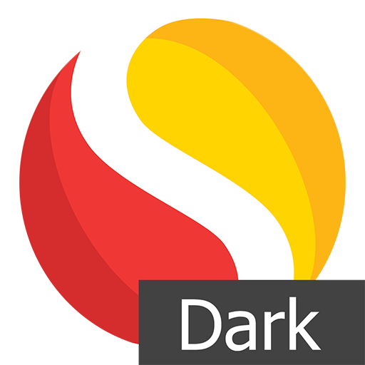 Dark Sensation Icon Pack
