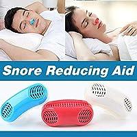Anti Schnarchen Lösung Gerät, BESTHINKY verbesserte 2-in-1 Anti Schnarchen und Luftreiniger Schlafmittel Atemnase... preisvergleich bei billige-tabletten.eu