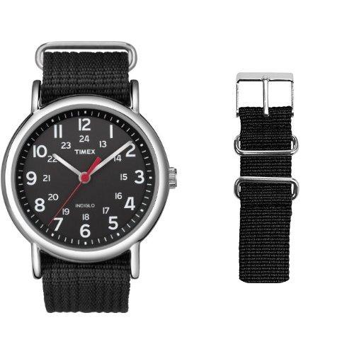 Reloj Timex Unisex T2N647PF + Correa para Reloj TW7C05600