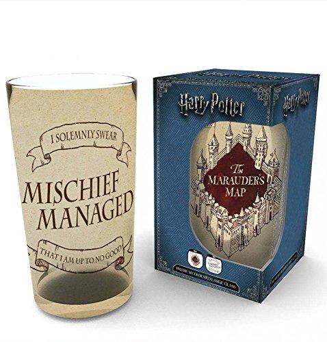 des Rumtreibers - Glas - Pint - Füllmenge 600 ml (Harry Potter Auf Einem Besen)