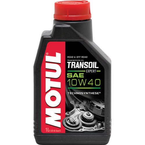 Olio lubrificante de transmisiones caja cambios TRANSOIL EXPERT 10W40 1 L