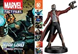 Marvel Fact Files Collection Figura de resina STARLORD
