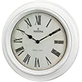 FESTINA - Festina - Reloj de pared FC0123 - RE04FE123 - Blanco