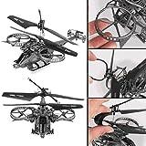 Drone modelo de cuatro canales de cuatro ejes para helicóptero de avión de control remoto 13A Avatar