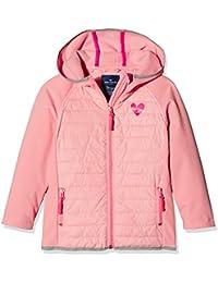 TOM TAILOR Kids Mädchen Jacke Softshell Fake Down Mix Jacket