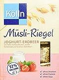 Kölln Müsli-Riegel Joghurt-Erdbeer, 11er Pack (11 x 100 g)