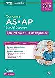Concours AS et AP (Aide-Soignant et Auxiliaire de Puériculture) - Spécial dispense - Epreuve orale et tests d'aptitude - Concours 2018