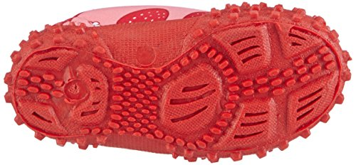 Playshoes Aquaschuhe Badeschuhe Erdbeeren mit UV-Schutz 174757 Mädchen Aqua Schuhe Pink (original 900)