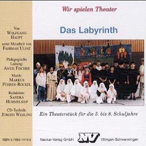 Das Labyrinth, 1 CD-ROMEin Theaterstück für die 5. bis 8. Schuljahre. Für Windows 9X oder NT