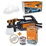 Foliatec 20931Folie Spray Karosserie Set Kompressor weiß matt, 5L