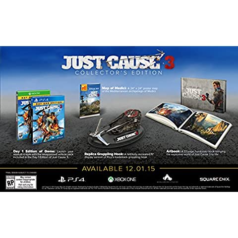 Just Cause 3 Collector's Edition - PlayStation 4 by Square Enix