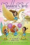 The Girl Games (Goddess Girls (Paperback))