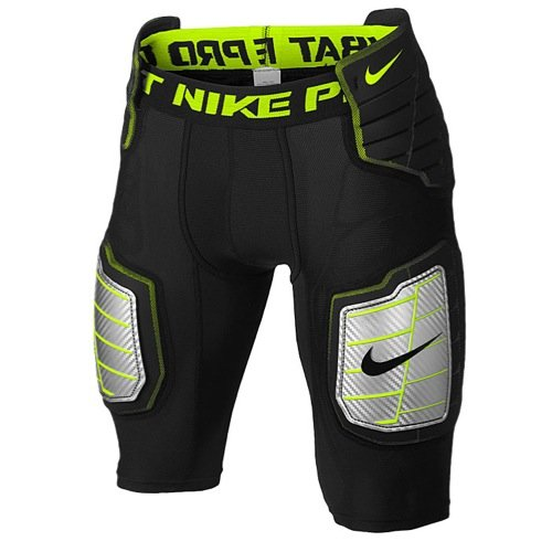 Nike Pro Hyperstrong 3.0 Compression Hard Plate Herren American Football-Hosen (Large)