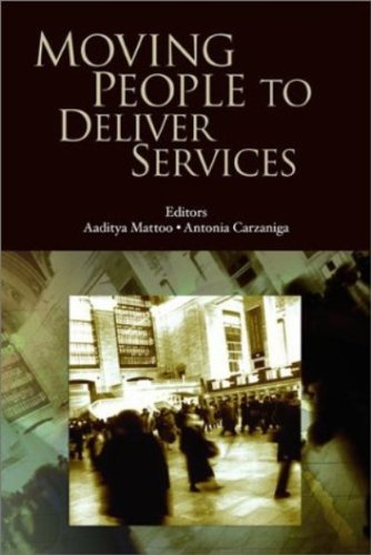 Moving People to Deliver Services: Labor Mobility and the WTO (Trade and Development) por Antonia Carzaniga