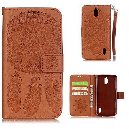 huawei-ascend-y625-case-with-free-tempered-glass-screen-protector-boxtii-elegant-pu-leather-wallet-c