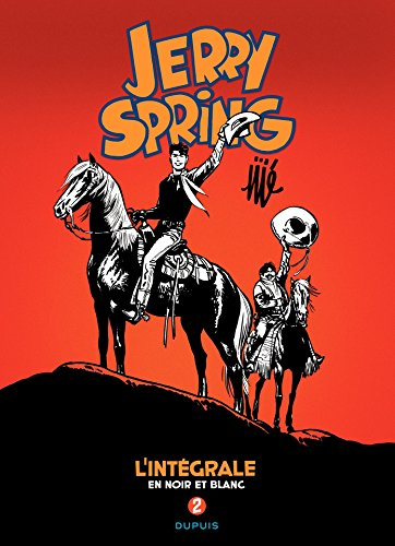 Jerry Spring - L'Intégrale Tome 2: 1955 - 1958 (French Edition)