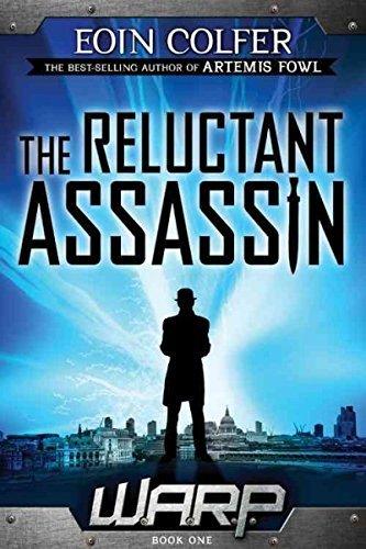 Buchseite und Rezensionen zu 'WARP Book 1 The Reluctant Assassin' von Eoin Colfer