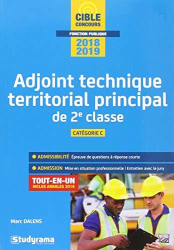 Adjoint technique territorial de 2e classe