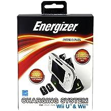 PDP - Cargador Energizer Para 2 Mandos (Nintendo Wii U)