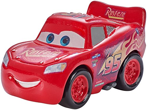 Image of Mattel Disney Cars FBG74 Vehicle 3 Assorted Mini Racers Blind Pack